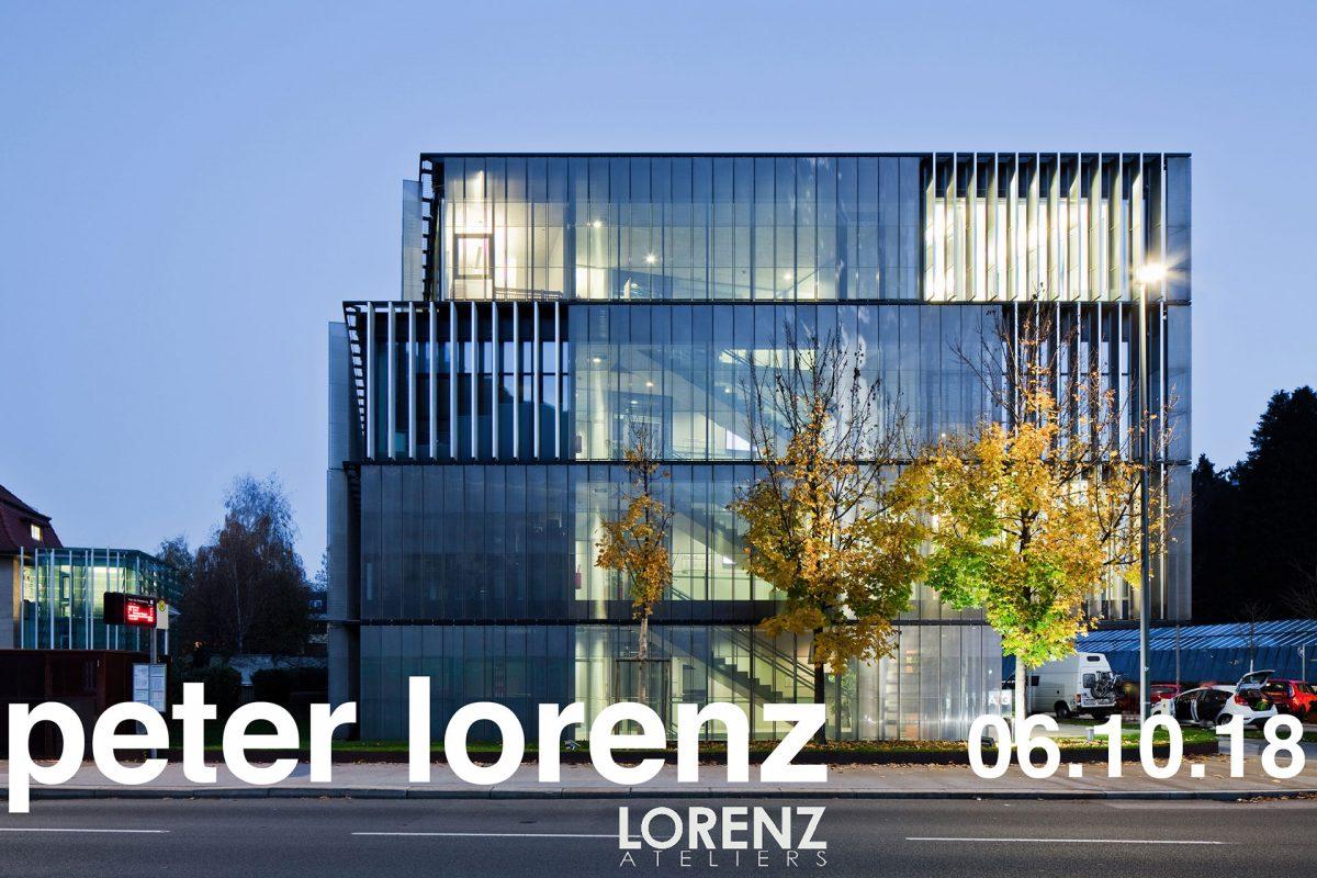 Peter Lorenz, 06.10.2018