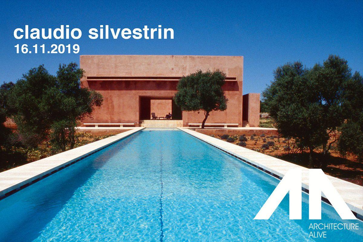 Claudio Silvestrin, 16.11.2019